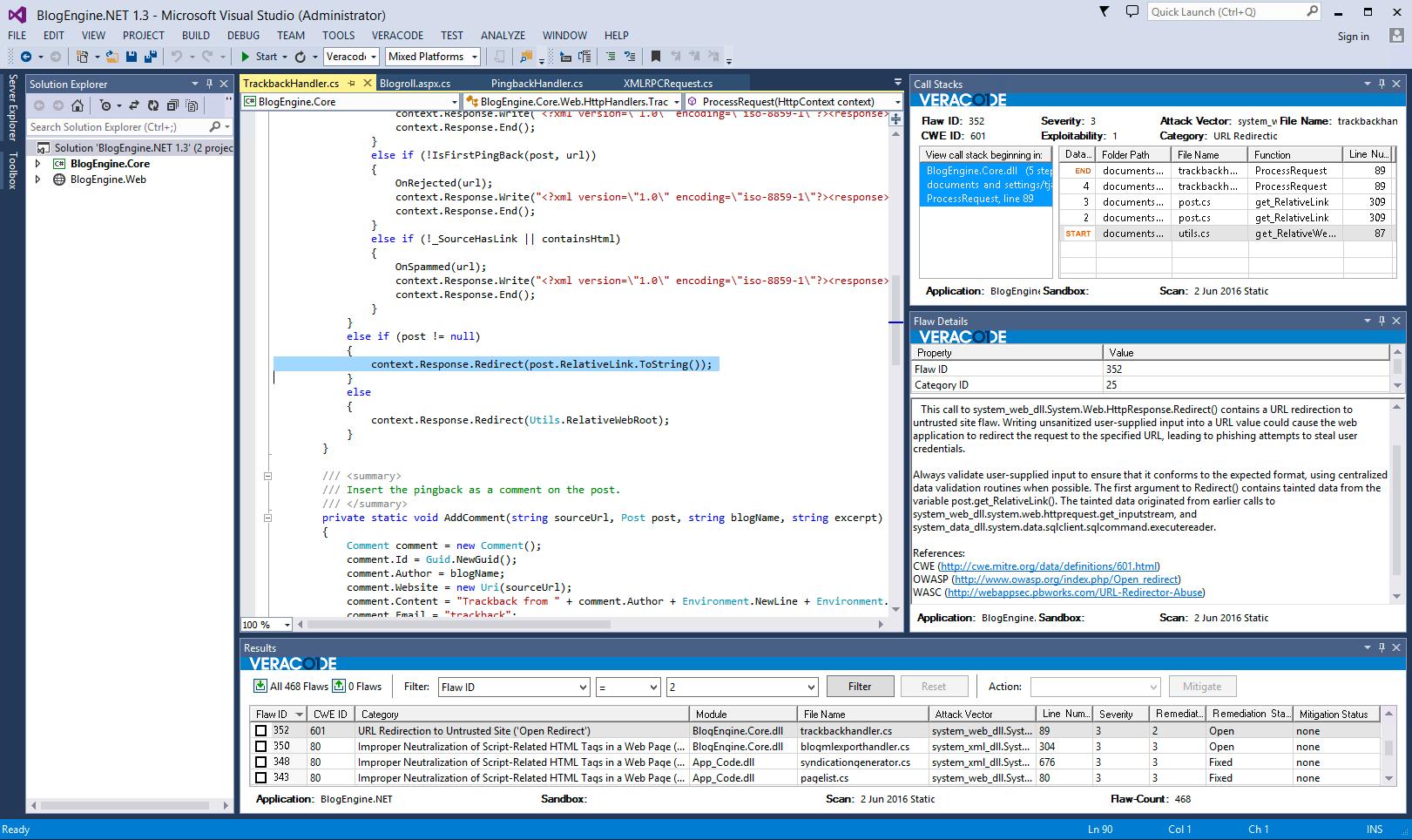 Veracode Visual Studio Extension - Visual Studio Marketplace